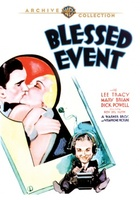 Blessed Event (1932): Shooting script