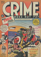 Crime Does Not Pay, Vol. 1 no. 26