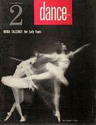 Dance Magazine, Vol. 30, no. 2, February, 1956