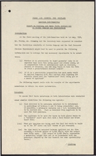 Clean Air Council for Scotland Ignition Sub-committee, re: Report on kindling and smoke tests at Carron Company and Thorntonhall, undated [circa October 1958]