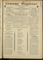 Cheese Reporter, Vol. 59, no. 6, October 13, 1934