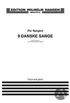 9 Danske Sange, Op.14