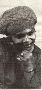 Portrait of Osonye Tess Onwueme