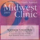 2005: The Fifty-Ninth Annual Midwest Clinic: Northshore Concert Band