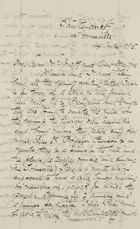 Letter from Ellie Love MacPherson to Robert and Maggie Jack, August 14, 1885