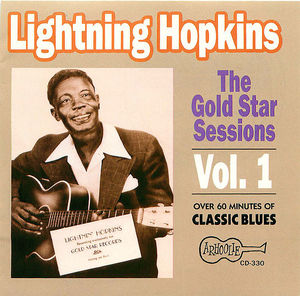 Lightning Hopkins: The Gold Star Sessions, Vol. 1