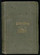 Account Book of William Lyall, 1857