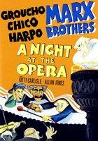 A Night at the Opera (1935): Continuity script