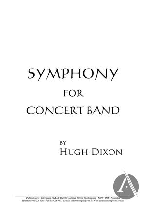 Symphony for Concert Band