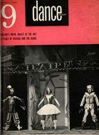 Dance Magazine, Vol. 31, no. 9, September, 1957