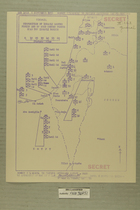 Disposition of Israeli Ground Forces and of Arab Ground Forces Near the Israeli Border, Sept. 6, 1955