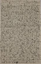 Letter from Kate MacArthur Leslie to William Leslie, May 6, 1842