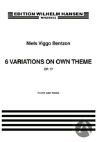 6 Variations on own theme, Op. 17