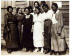 Account of Origins of the International Council of Women of Darker Races, November 10, 1924