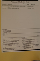 Clinton Library Withdrawal/Redaction Sheet from Clinton Presidential Records, NSC Records Management, ([Steinberg & Rwanda]), Box 480, Folder [9407143]