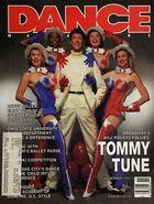 Dance Magazine, Vol. 65, no. 11, November, 1991