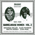 Barrelhouse Women Vol. 2 (1924-1928)