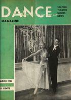 Dance Magazine, Vol. 17, no. 4, March, 1943