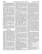 Congressional Record Senate - Cuba Policy