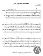 Contrapunctus III, BWV 1080