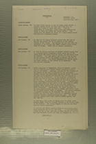 Israeli Listing, February 21, 1967