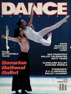 Dance Magazine, Vol. 67, no. 2, February, 1993
