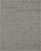 Letter from Walter Leslie to William and Jane Leslie, July 1, 1839