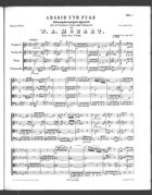 Adagio und Fuge (Siebenundzwanzigstes Quartett)