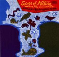 Songs of Nature and the Environment Album Art