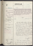 Correspondence re: Expenditure on Smyrna Refugees at Malta (1926-1927), January 22-February 5, 1926