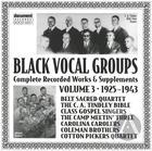Black Vocal Groups Vol. 3 (1925-1943)