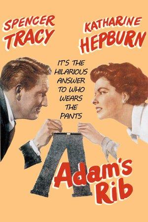 Adam's Rib (1949): Shooting script