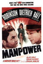 Manpower (1941): Shooting script