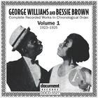 George Williams & Bessie Brown Vol. 1 (1923-1925)