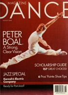 Dance Magazine, Vol. 78, no. 8, August, 2004