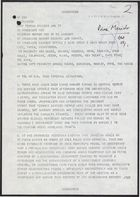 Telegram from George Chalmers to Foreign and Commonwealth Office re: Demonstration Violence and Khomeini's Likely Return, January 28, 1979
