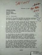 Letter from Theodore L. Eliot, Jr. to Armin H. Meyer re: Events in Persian Gulf, February 2, 1968