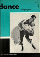 Dance Magazine, Vol. 25, no. 7, July, 1951