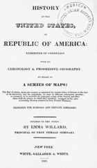 Chronological Table, Preface, Introduction, and Introductory Chapter Concerning Aboriginal Inhabitants of America in _History of the United States, or Republic of America_
