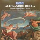 Alessandro Rolla: Concerti per viola e orchestra