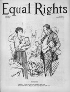Equal Rights, Vol. 01, no. 51, February  09, 1924