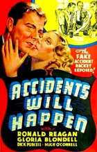Accidents Will Happen (1938): Shooting script