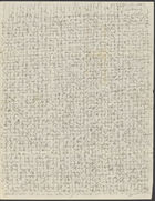Letter from Jane Cannan in Melbourne to Mary Cannan in Rome, c/o Dr Braun, Archaeoloza Instituto, via Belgium, 27 September 1853 (nla.obj-536512332)