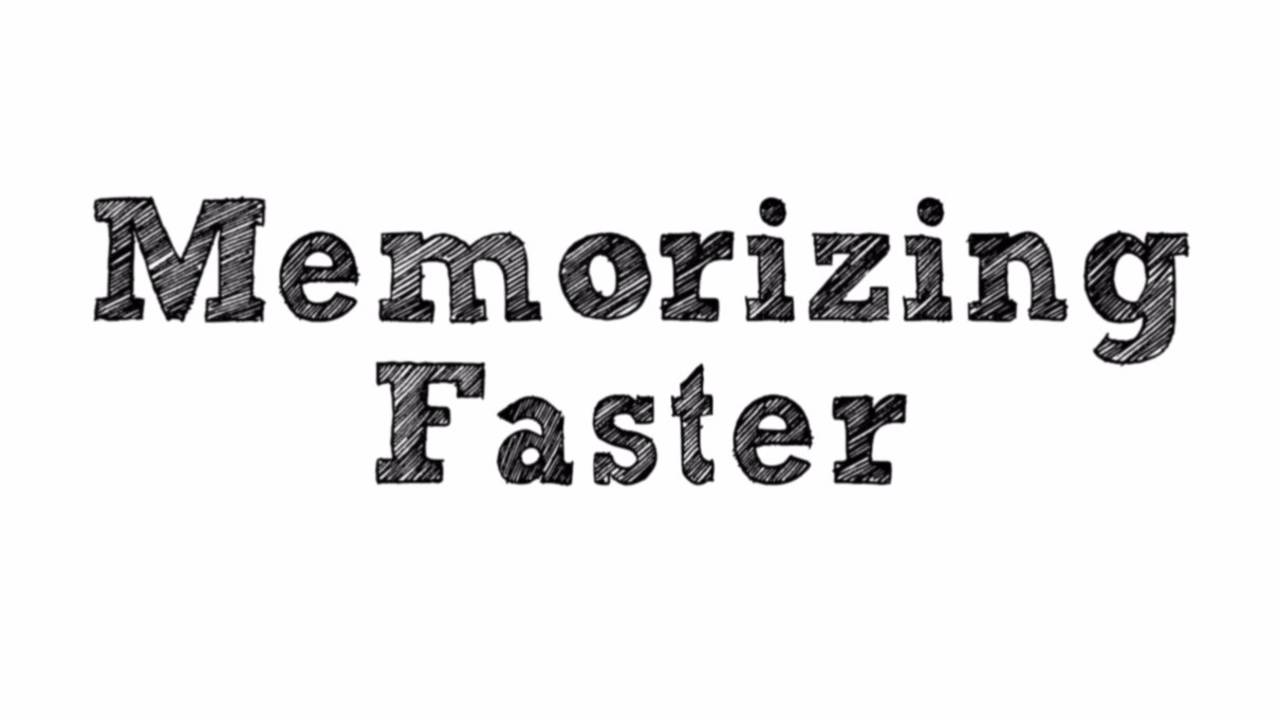 the 3 essential techniques episode 3 memorize palace method