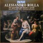 Alessandro Rolla: Sei quartetti per flauto e archi