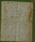 Diary of Samuel Elliott, On A Voyage to Van Diemen's Land on the William Metcalfe, 1836/37