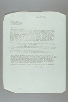 Letter from Ruth Lois Hill to Fay Allen, November 10, 1957