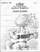 CooP - Fast Folk Musical Magazine (Vol. 2, No. 3) Humor in Song
