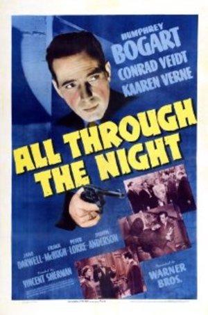 All Through the Night (1942): Shooting script