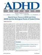 Linking ADHD to Incarceration Among African Americans